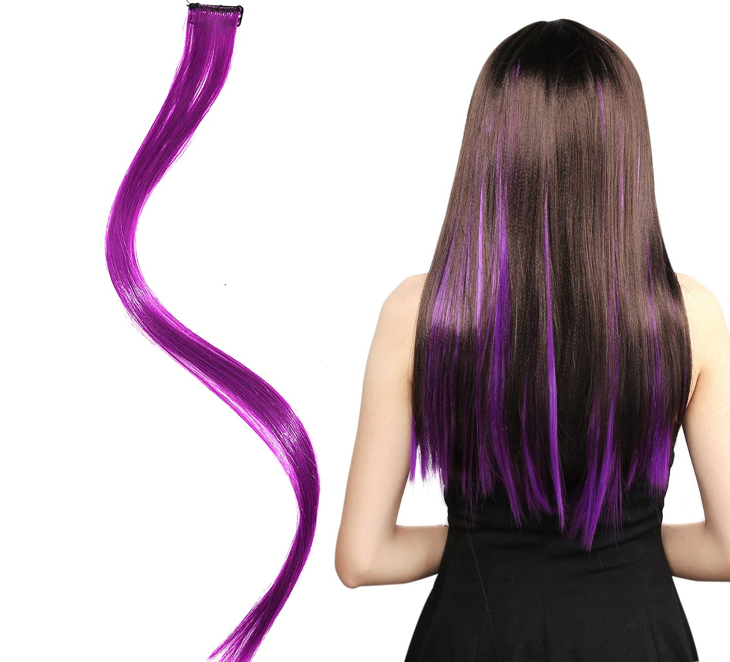 Hair Styles You Can Enjoy With Clip In Streaks