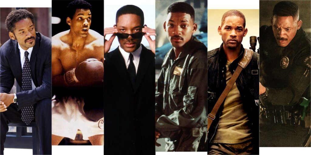 list of some of the best work Will Smith