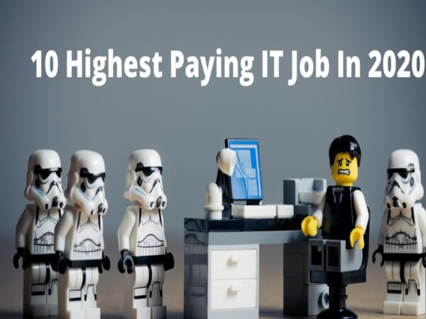 10 Highest Paying IT Jobs