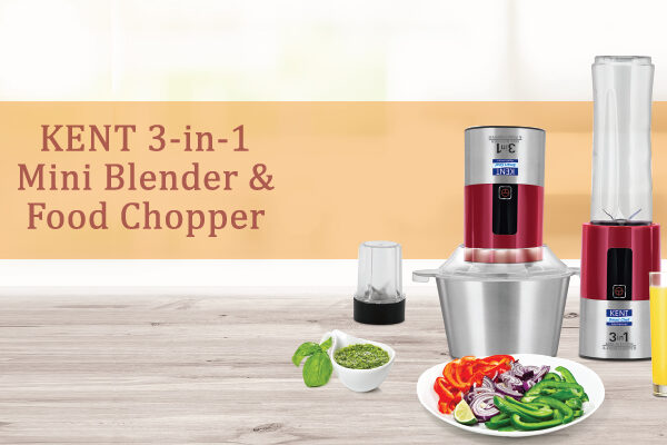 Advantages Of Having a Food Chopper in Your Kitchen