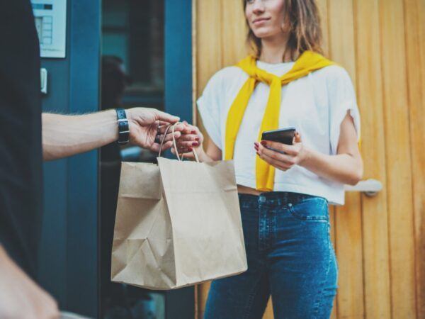 Is the Food Delivery Market Here to Stay?