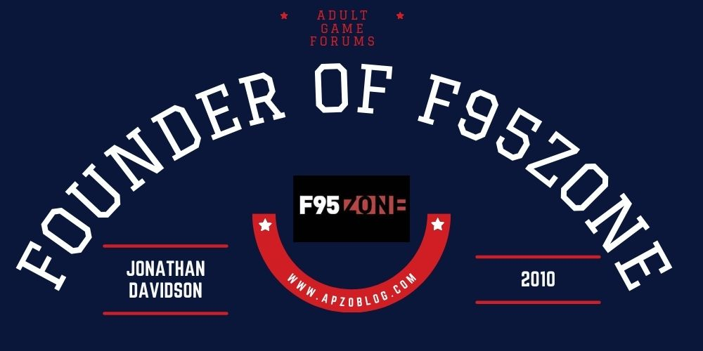 Jonathan Davidson: The Founder of F95Zone